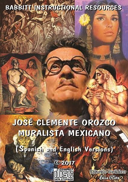 Amazon Com Jose Clemente Orozco Muralista Mexicano Spanish And