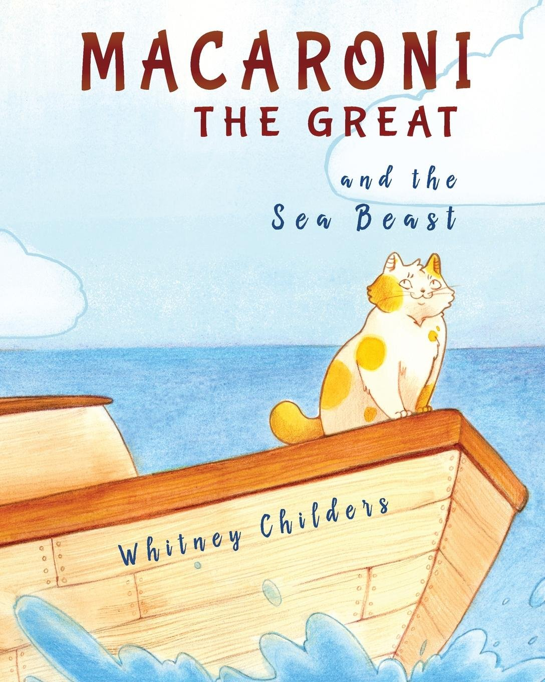 Read Online Macaroni the Great and the Sea Beast ebook