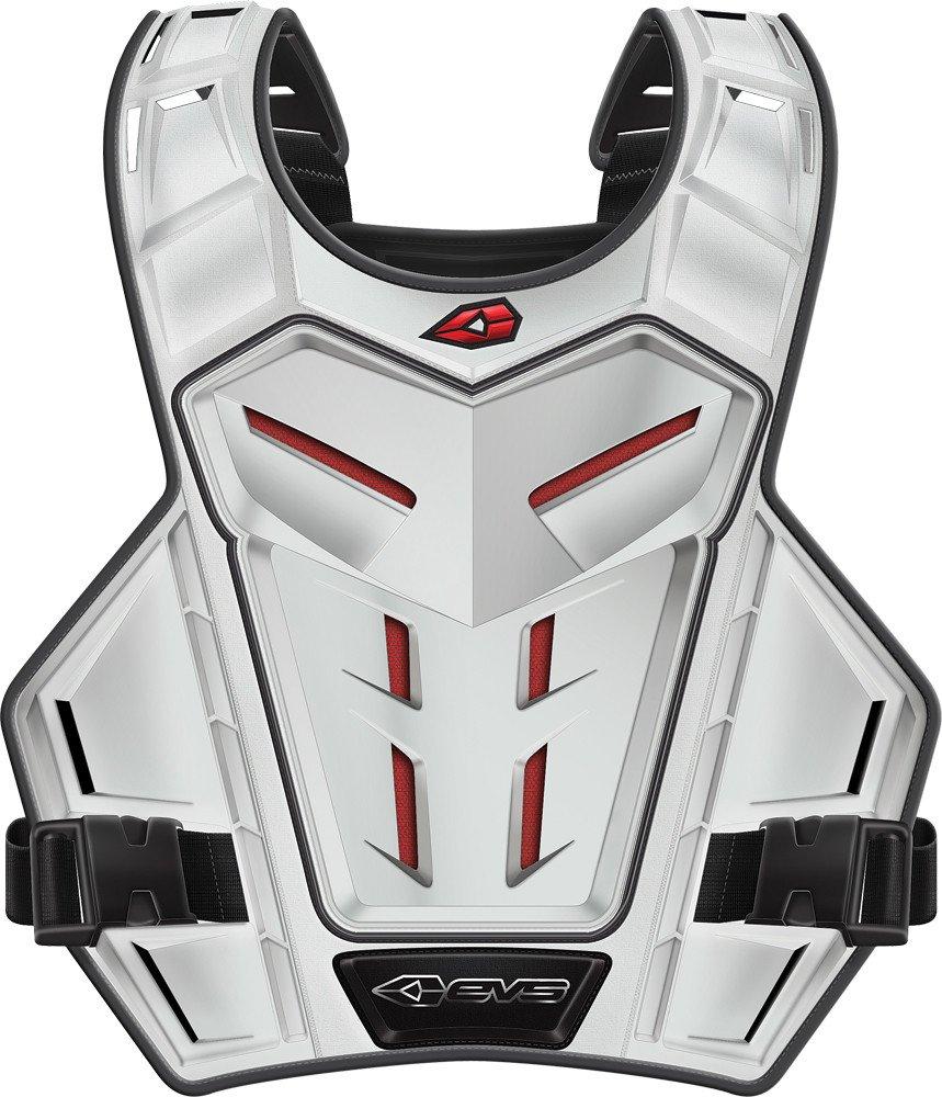 EVS Revo 4 Roost Guard-White