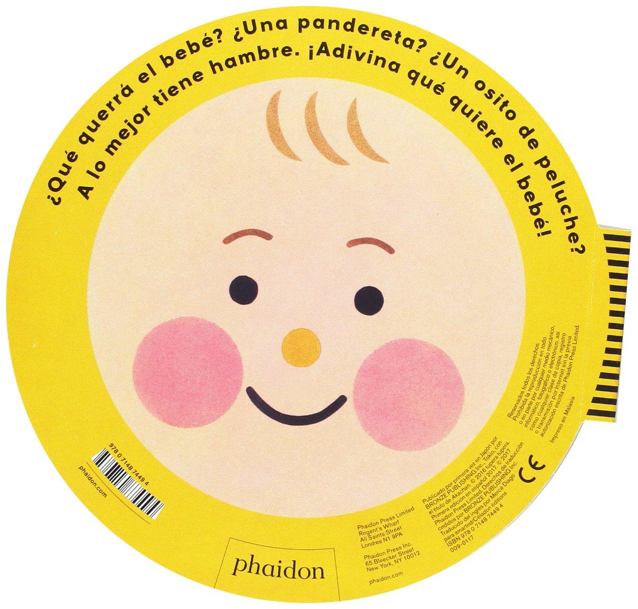 ¿Qué Quiere El Bebé? (What Does Baby Want?) (Spanish Edition): Tupera Tupera: 9780714874494: Amazon.com: Books