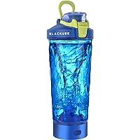 Blackube Electric Shaker Protein Shake , BPA Free, Tritan, 600ml , Portable Electric Vortex Mixer , USB Charging…