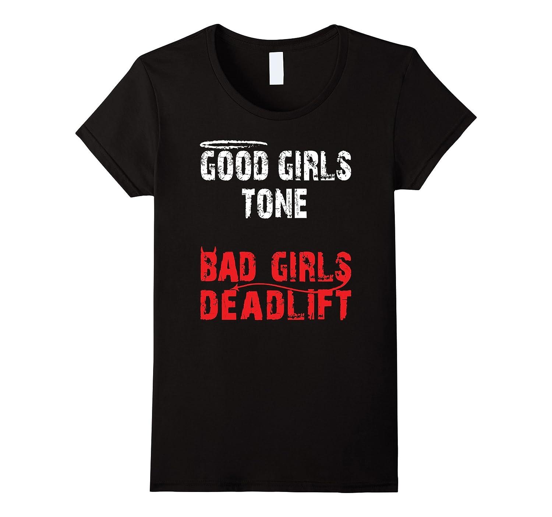 Deadlift T Shirt Gym Workout Fitness-Awarplus