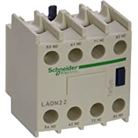 Schneider Electric LADN22 TeSys D, Bloque de contactos