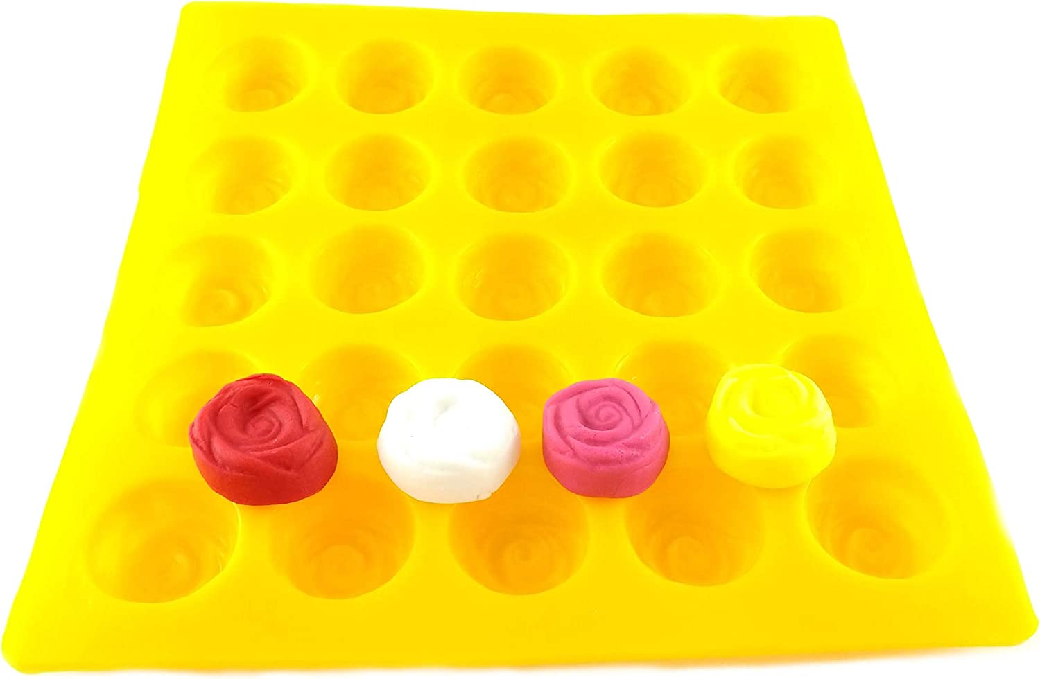 2pc Girly Outline Fancy Crown Flexible Plastic Mold For Resin Crafts Decoden