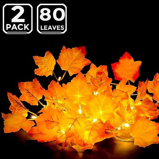 light up halloween garland