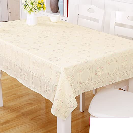 PVCmanteles/ almohadilla impermeable mesa/mantel no necesita ...