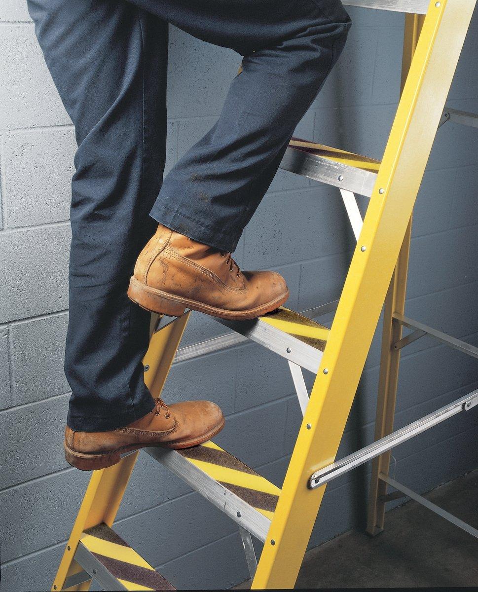 Skid Gard Tape- Caution Watch Your Step Message