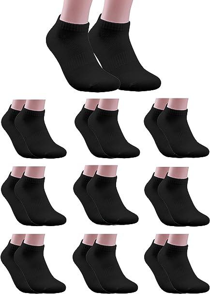 3 paia Calze Calzini per donna sneakersocken da uomo 35-40