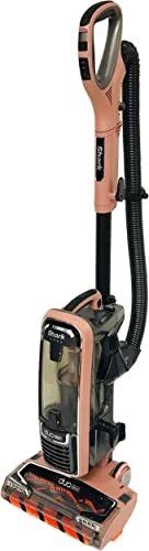 Shark Vacuum Cleaner APEX DuoClean Powered Lift-Away Speed Upright QU922Q Renewed Smokey Rose