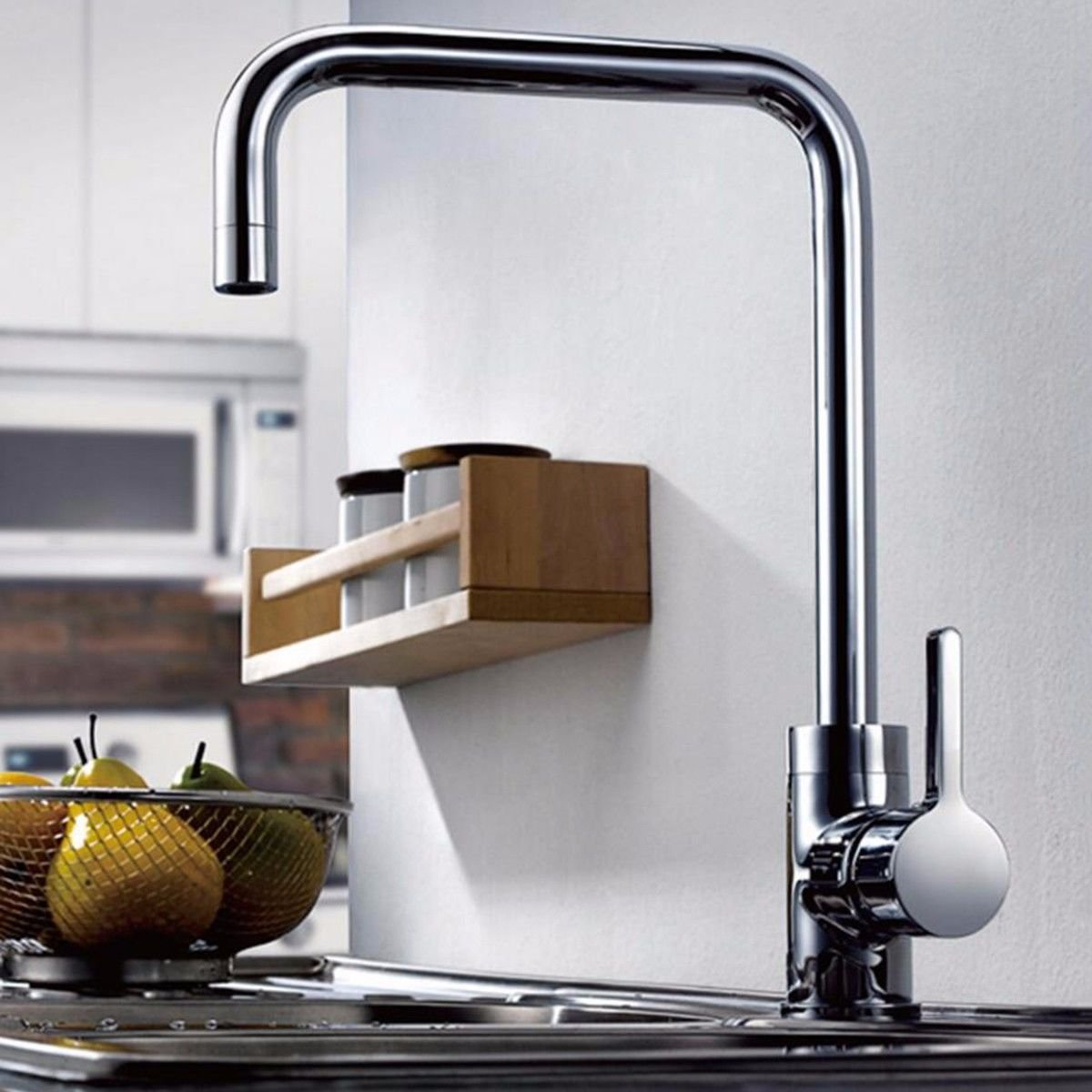 B2 MulFaucet Kitchen Faucet hot and Cold Copper Sink Sink Faucet redatable Laundry Pool Faucet A2