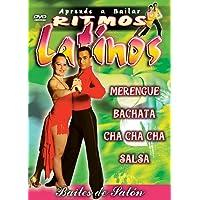 Aprende A Bailar Ritmos Latinos - Bailes De Salón [DVD]
