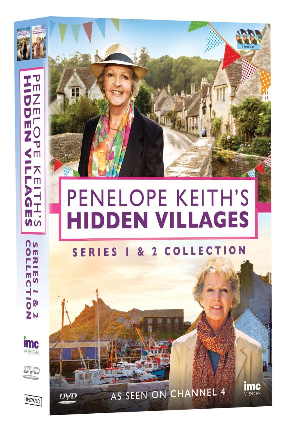 Penelope Keiths Hidden Villages Series 1 & 2