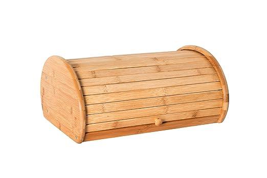Panera de Spencer y pizarra: caja de madera   Cajas de almacenamiento de encimera   Contenedor de gran capacidad     Organizador de encimera   Armario pequeño con puerta superior fácil de