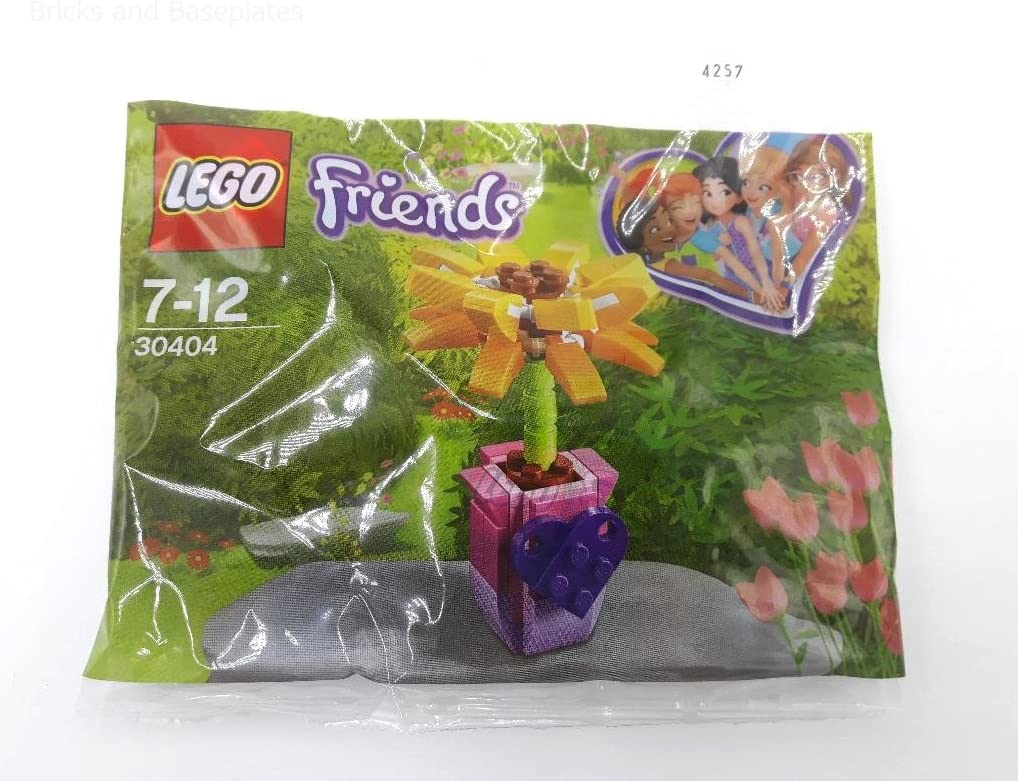 LEGO 30404 FRIENDS FRIENDSHIP SUNFLOWER