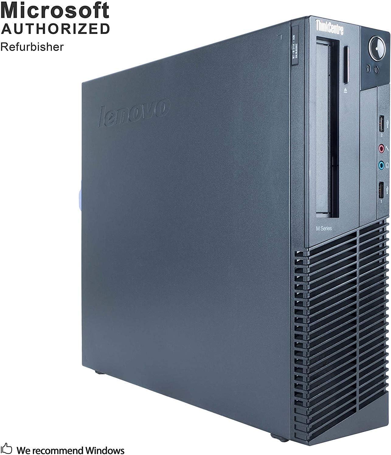 Lenovo ThinkCentre M92p Business Desktop Computer - Intel Core i7 Up to 3.9GHz, 16GB RAM, 480GB SSD, Windows 10 Pro (Renewed)