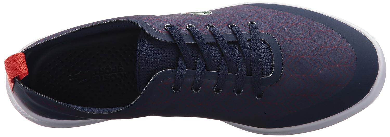 Lacoste Women's Avenir 417 2 Sneaker B06ZZM43G1 6 B(M) US|Blue