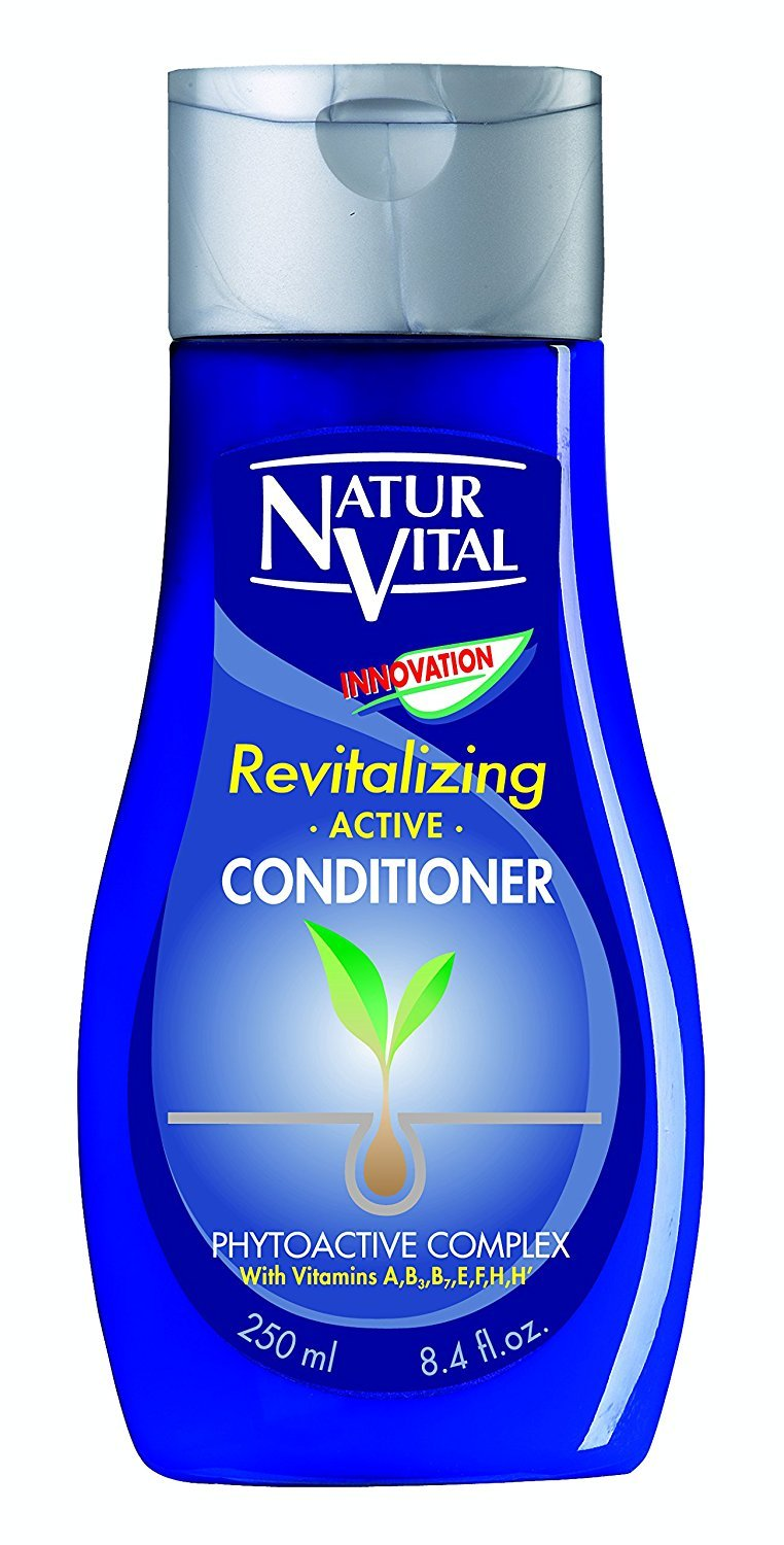 Revitalizing Conditioner - Softens and Moisturises - 250 Ml / Natural & Organic