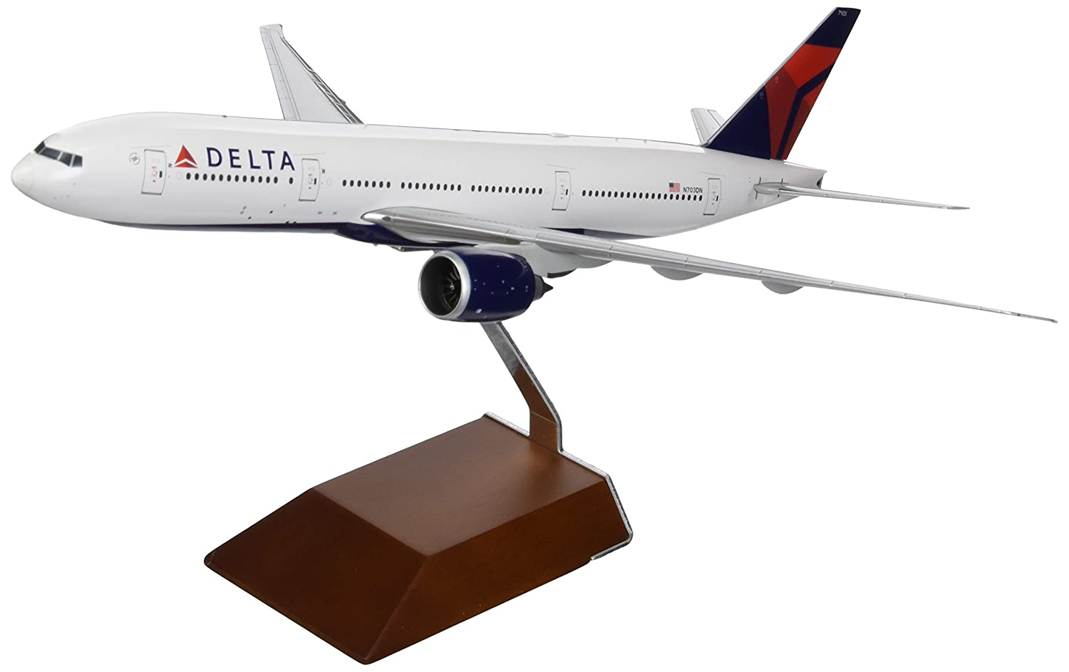 Gemini200Delta B777-200LR B777-200LR B777-200LR 1:200 Scale Vehicle 17e510