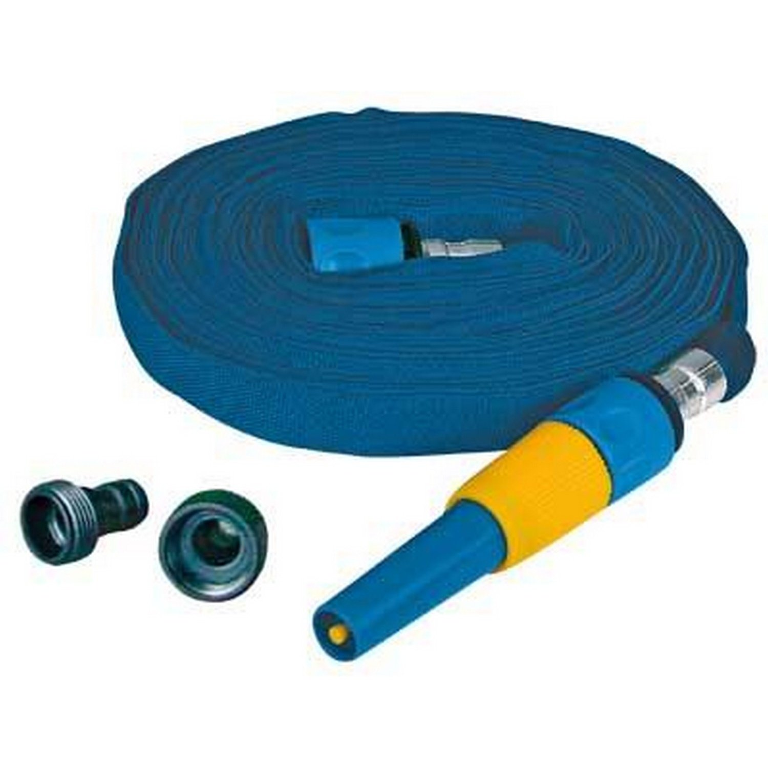 Brunner Felix 9m/29.5ft Flat Water Hose (One Size) (Blue)