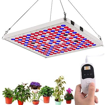 Supply Plant Lamp Led Grow Light Full Spectrum Hydroponic Grow Light Panel Red Blue Energy Saving Plants Growth Light Eco-friendly Led Lighting