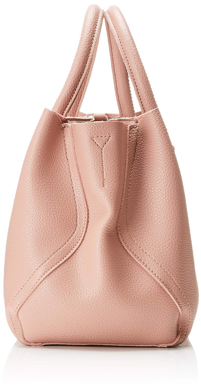 Fritzi aus Preussen Damen Gridley Tote, 12.5x26.5x24.5 cm Pink (Blush)