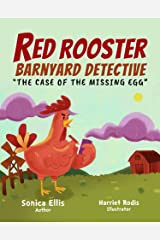 Red Rooster Barnyard Detective: Farm Animal Book For Kids Kindle Edition