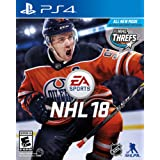 NHL 18 - PlayStation 4 [video game]