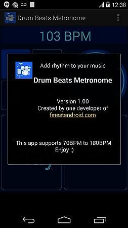 Drum Loops & Metronome Free