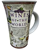 Dunoon Glencoe Wines of the World Mug by Dunoon