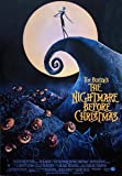 Nightmare Before Christmas Nightmare Before Christmas Poster multicolore