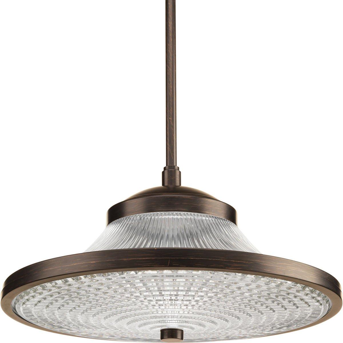 Progress Lighting P5053-7430K9 1 Light LED Pendant with AC Module, 14 by Progress Lighting B00SGCS4LQ