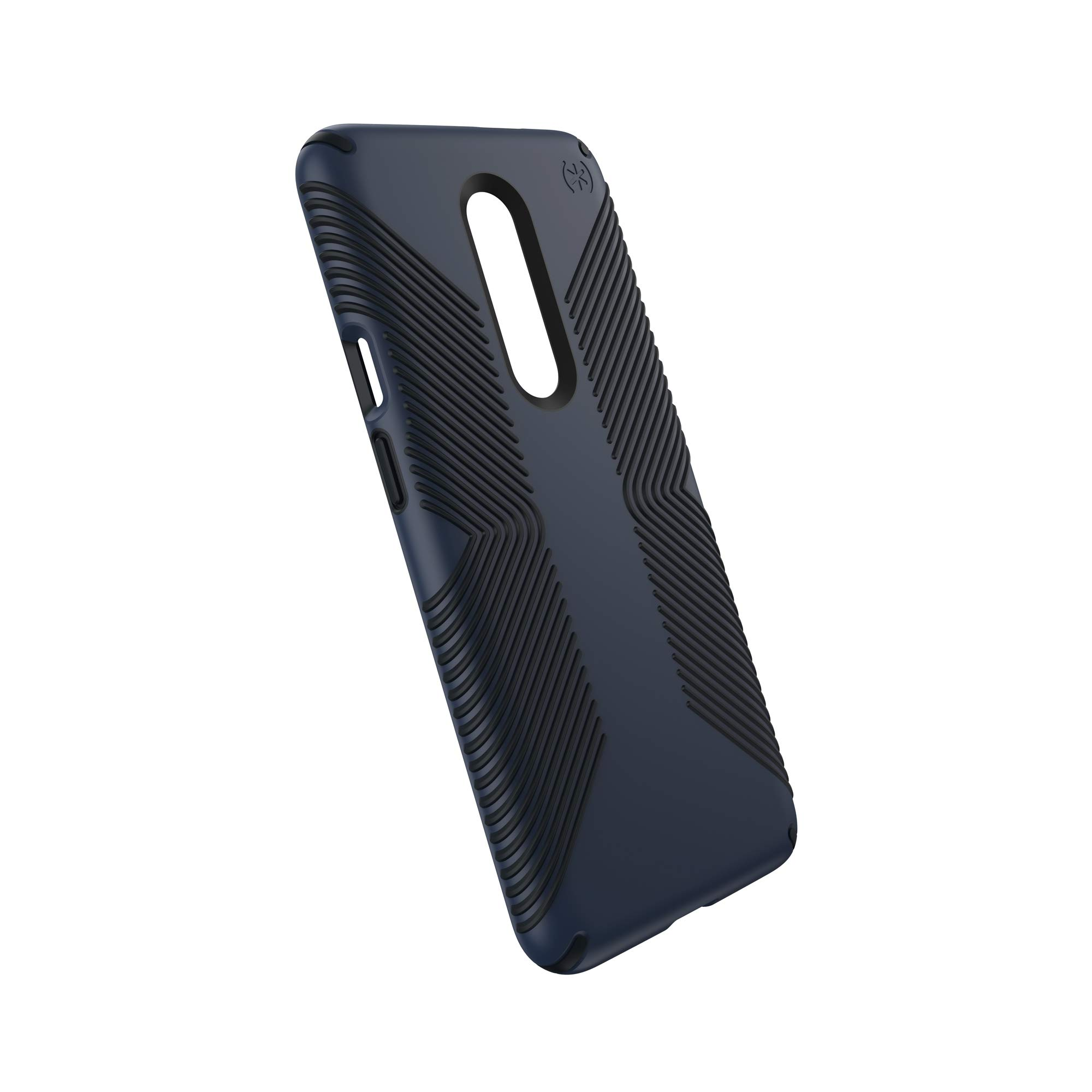 Speck Products Presidio Grip OnePlus Case, Eclipse Blue/Carbon Black by Speck