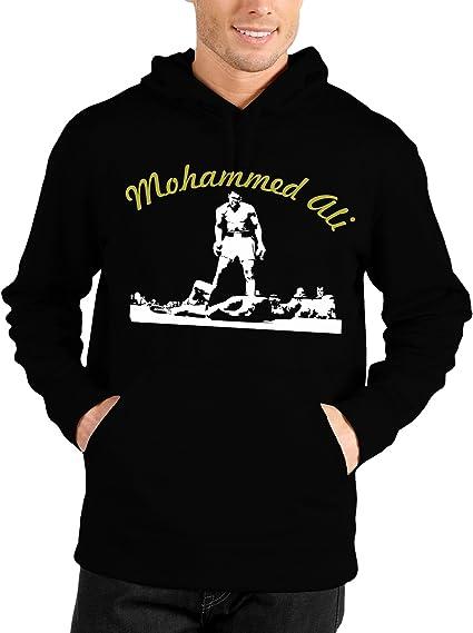Sweat avec capuche Mohammed Ali- Cassius
