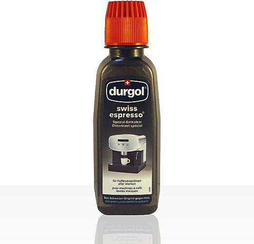 3x Antical para cafeteras de Durgol, 2 botes de 125 ml: Amazon.es ...