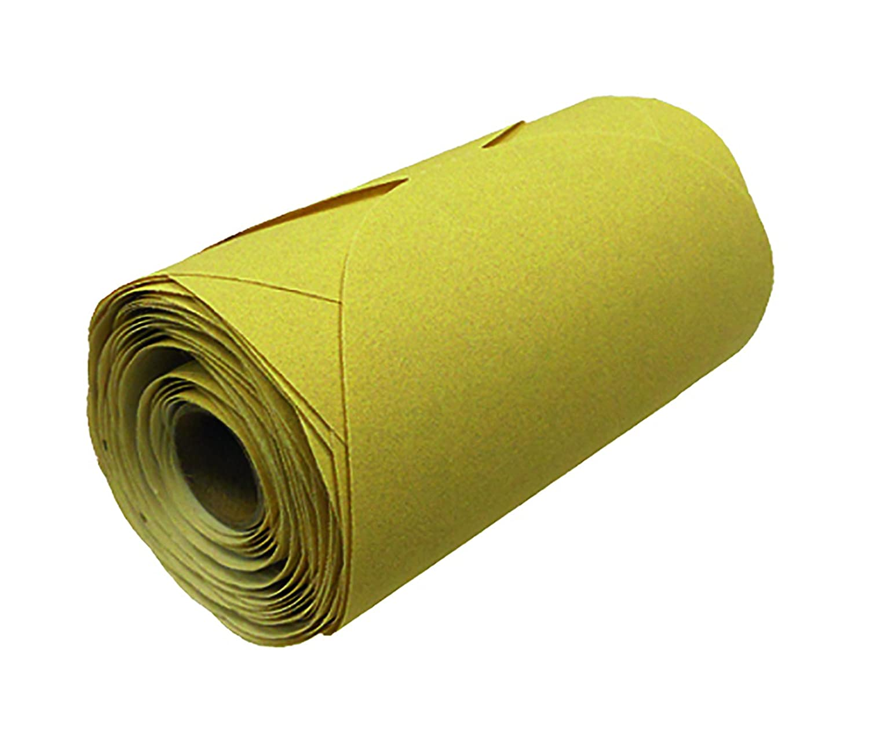 "B01N80PUL6 sia Abrasives 8789.2605.0060 1947 6"" 60 siarun siastik PSA Paper Disc Roll, Paper Backing, Aluminum Oxide 60 Grit, 6"" Diameter, Yellow (Pack of 400) 71UvaYXZvVL._SL1500_"