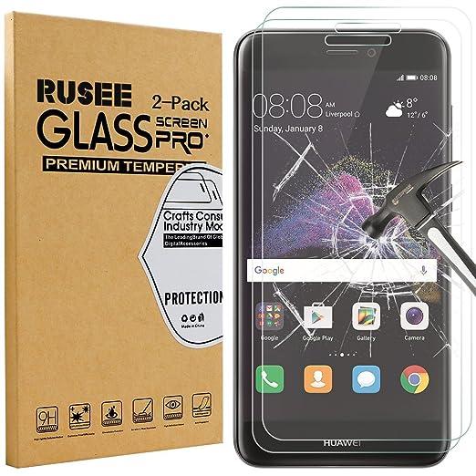 74 opinioni per [2 Pack] Huawei P8 Lite 2017 Pellicola Protettiva, Rusee Pellicola Protettiva in