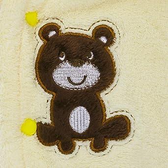 Xmiral Bebé Mameluco Recién Nacido Ropa de Una Pieza Pijamas Encapuchado Monos Patrón Dibujo Animado Caliente Disponible 3-18Meses: Amazon.es: Ropa y ...
