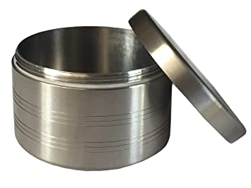 Amazon Com Lunamax Titanium Stash Guard Jar Waterproof