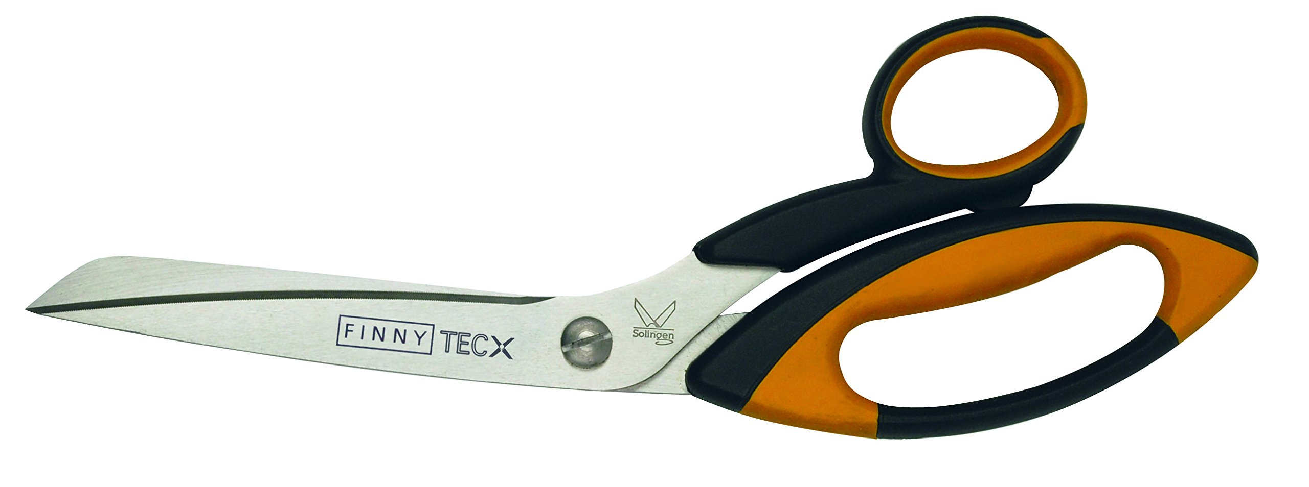 Kretzer TecX1 733225 (73725) 10.0''/ 25cm - Heavy Duty, Fiberglass / Light Aramid Shears by Kretzer
