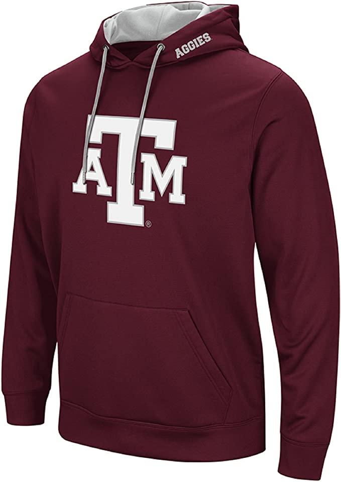 Elite Fan Shop NCAA Mens Retro Hoodie Sweatshirt Team Color