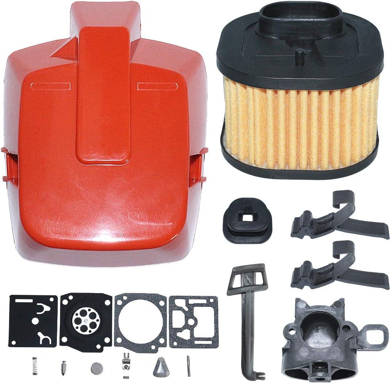 Top Engine Cylinder Shroud Air Filter Cover For HUSQVARNA 365 362 503 62 80-01