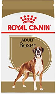 Royal Canin Boxer Adult Breed Specific Dry Dog Food