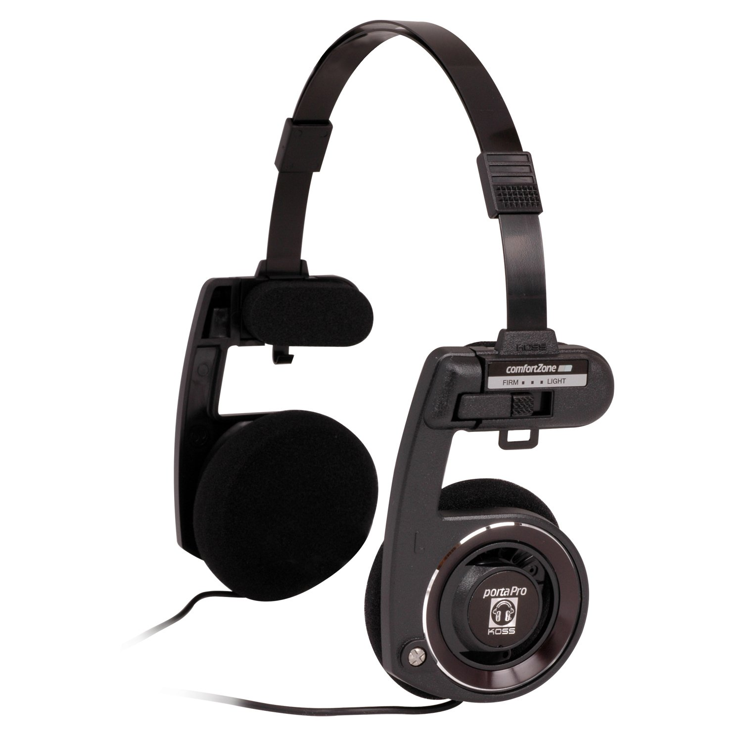 koss porta pro on ear stereo headphones black home