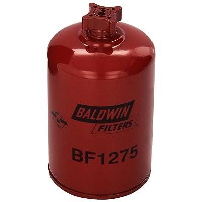 Baldwin BF1275 Heavy Duty Diesel Fuel Spin-On Filter: Automotive