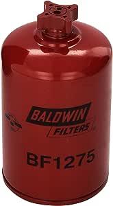 Baldwin BF1275 Heavy Duty Diesel Fuel Spin-On Filter