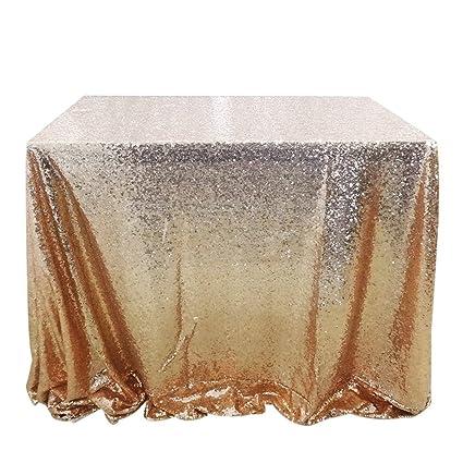 Table Runner Sequin Tablecloth Glitter Wedding Party Christmas Decor 30 x 160 cm