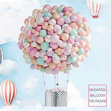 Kier Globos Pastel Látex de Color Macaron Graduaciones ...
