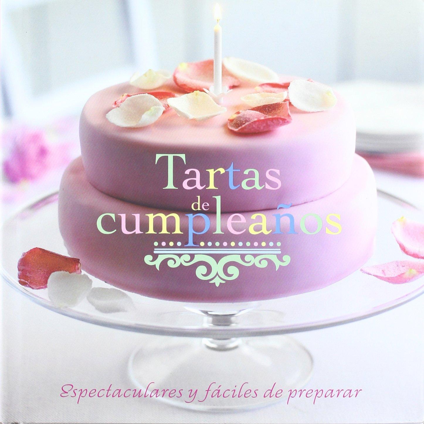 Tartas de Cumpleaños: 9781407577753: Amazon.com: Books