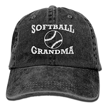 Amazon.com   Mens Womens Baseball Cap Hat Softball Grandma Washed ... e2376df393c