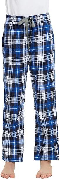 Amazon.com: HiddenValor Big Boys Cotton Pajama Lounge Pants: Clothing